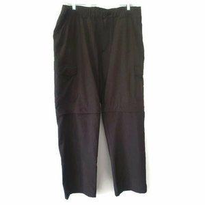 Reel Legends Mens 38 Gray Hiking Fishing Pants